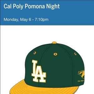 Dodgers Stadium Cal Poly Pomona Night hat